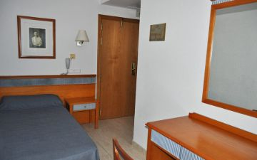Rooms in hotel Casablanca